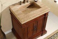 325 Perfecta Pa 148 Single Sink Cabinet Bathroom Vanity with measurements 1000 X 1000