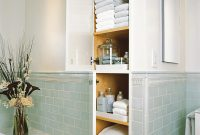 44 Best Small Bathroom Storage Ideas And Tips For 2019 for measurements 1103 X 1122
