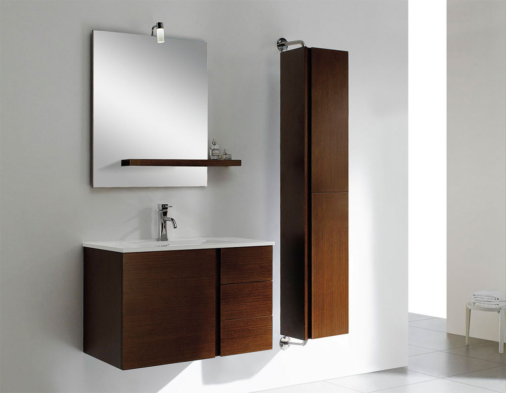 Wall Mounted Bathroom Cabinets Modern Cabinet Ideas