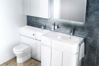 Aqua Cabinets D450 Fitted Bathroom Furniture Uk Bathroom pertaining to measurements 1300 X 1300