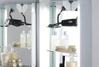 Astro Livorno Shaver 0637 Illuminated Mirror Cabinet Shaver Socket 2 regarding proportions 2040 X 2042