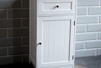 Bathroom Cupboard 1 Door 1 Drawer Floor Standing Cabinet Drawer regarding size 1000 X 1000
