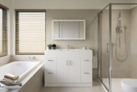 Bathroom Inspiration Gallery Bunnings Warehouse intended for measurements 1583 X 981