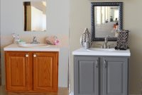 Bathroom Updates You Can Do This Weekend For The Home Grey inside sizing 1956 X 1754
