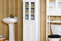 Bathroom Vanity And Linen Cabinet Sets The New Way Home Decor with dimensions 1802 X 1802