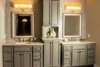 Bathroom Vanity Linen Cabinet Sets Oscargilaberte Zonaprinta pertaining to sizing 1000 X 822