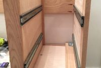 Build A Diy Bathroom Vanity Part 4 Making The Drawers Home in measurements 768 X 1024