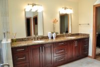 Cherry Bathroom Cabinets Photos And Products Ideas throughout sizing 1156 X 768