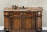 Decorative Executive 60 Inch Bathroom Vanity Cabinet inside size 924 X 868