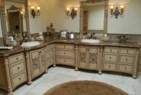 Elegant Finish For Bathroom Cabinets Pictures regarding proportions 1805 X 1200