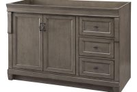 Home Decorators Collection Naples 48 In W Bath Vanity Cabinet Only with sizing 1000 X 1000