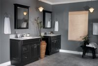 Pictures Of Bathrooms With Black Cabinets Bathroom Design for measurements 1333 X 1000