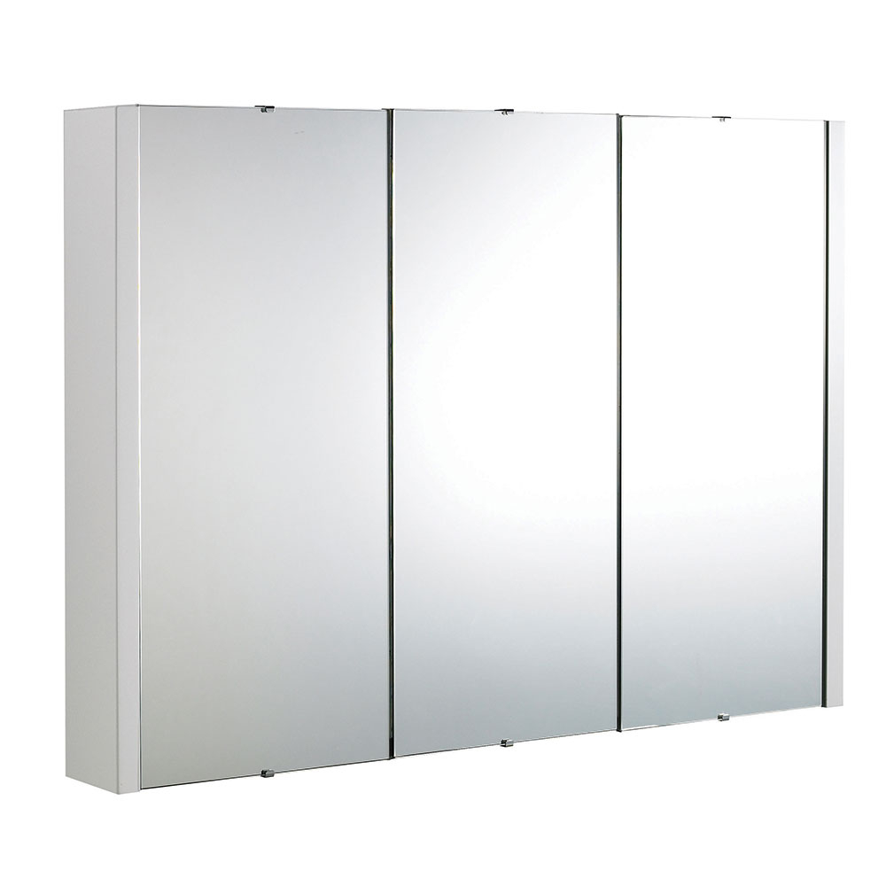 Premier Lux Bathroom Cabinet Nvm116 900mm White in sizing 1000 X 1000