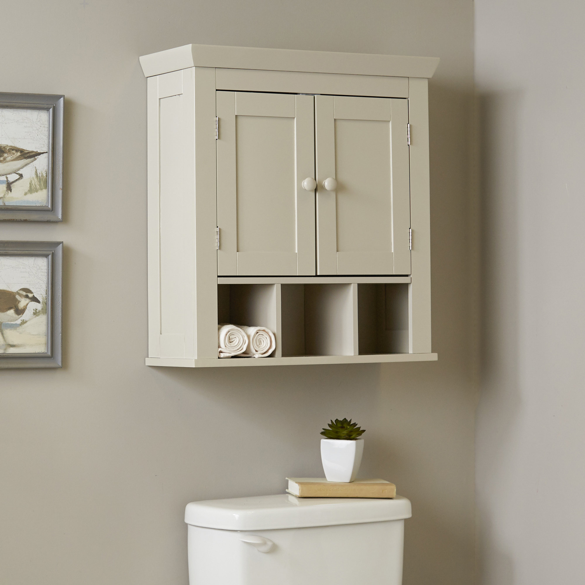 Three Posts Chorley 224 W X 24 H Wall Mounted Cabinet Reviews regarding dimensions 2000 X 2000