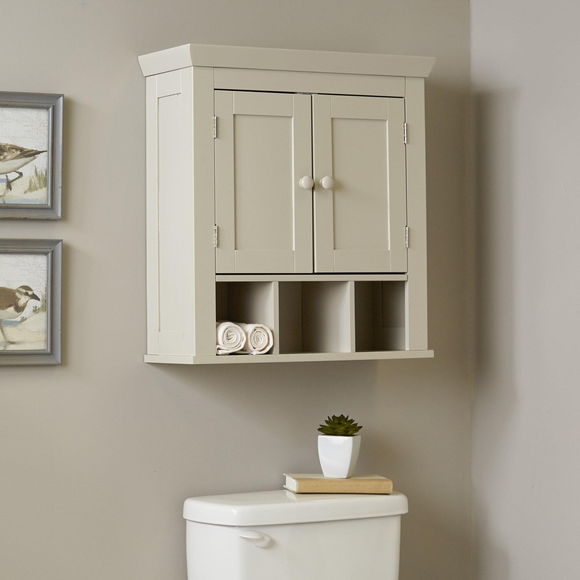 Three Posts Chorley 224 W X 24 H Wall Mounted Cabinet Reviews regarding dimensions 2000 X 2000