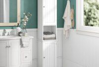 Wildon Home Vida Priano 32 X 170cm Free Standing Tall Bathroom within size 2000 X 2000