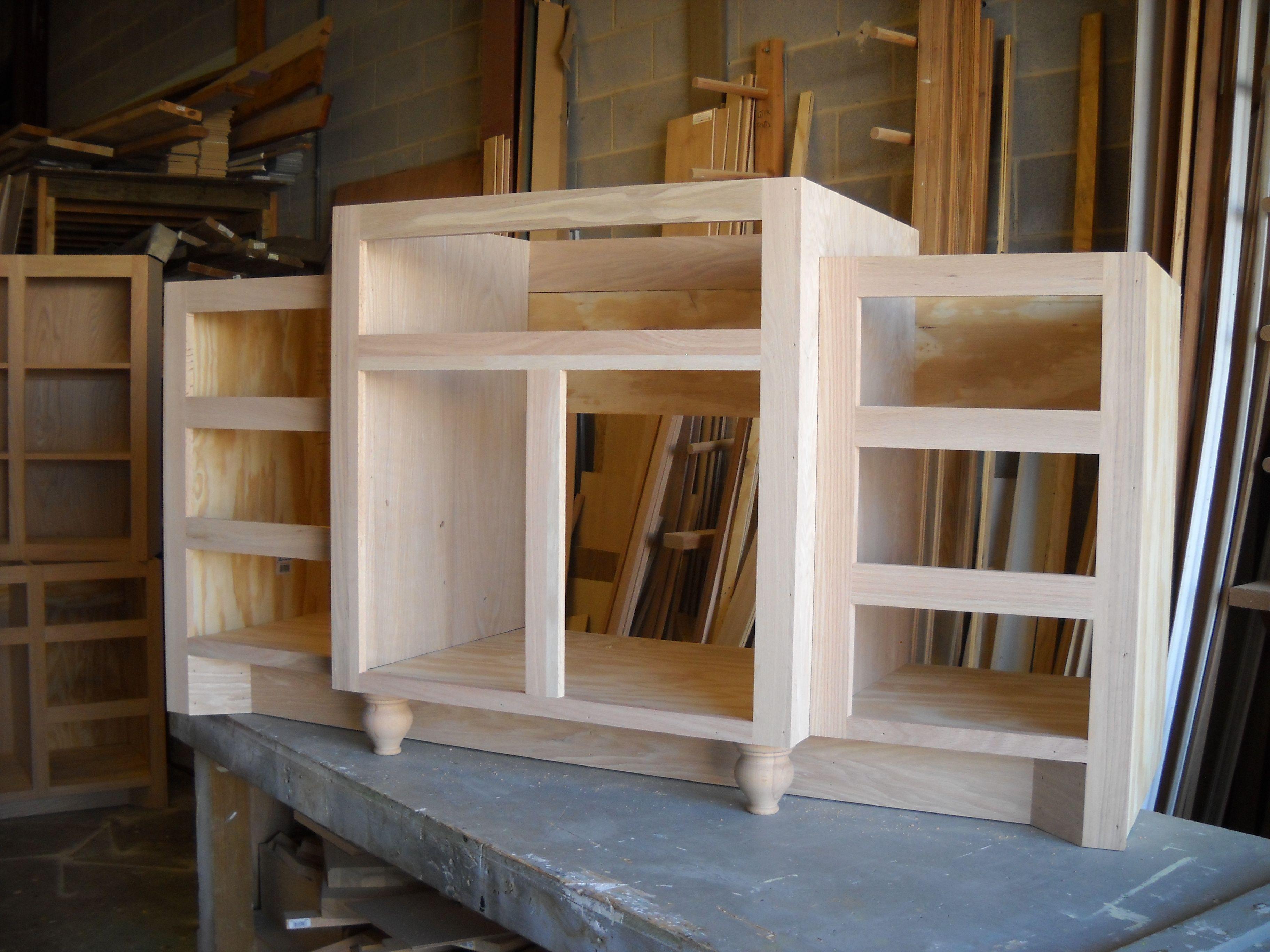 Bathroom vanity cabinet plans cabinet ideas - Building a bathroom vanity from scratch ...