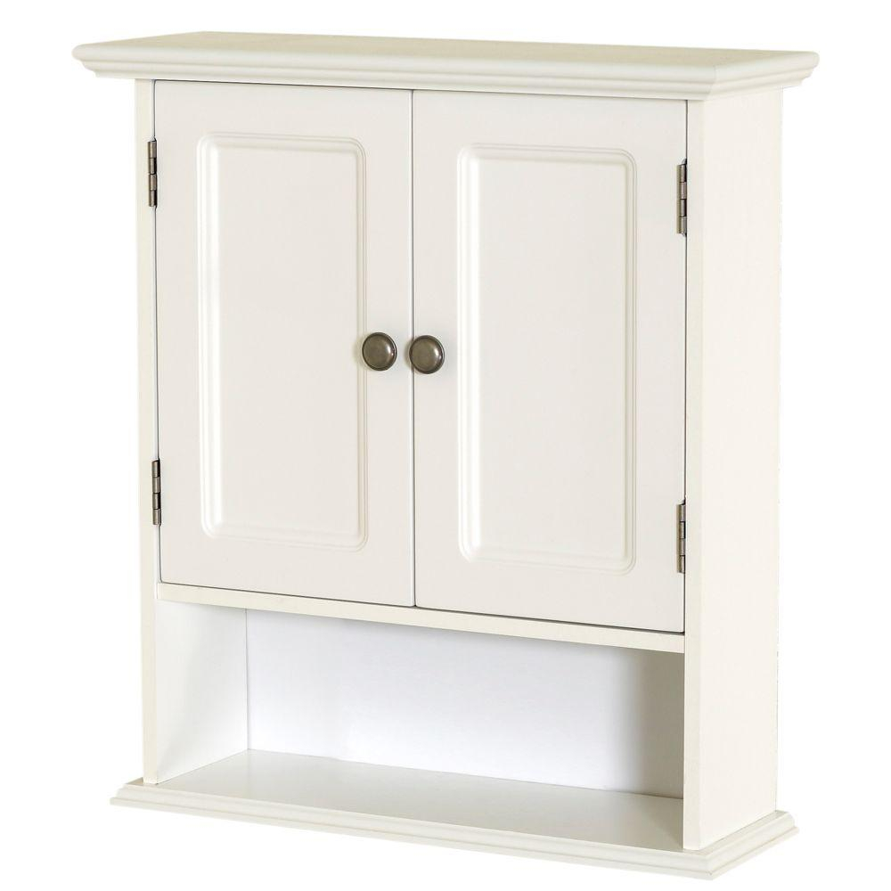Zenna Home Collette 21 12 In W X 24 In H X 7 In D Bathroom with regard to size 1000 X 1000