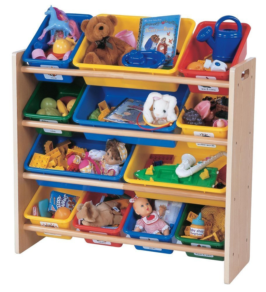 10 Types Of Toy Organizers For Kids Bedrooms And Playrooms for proportions 911 X 1000