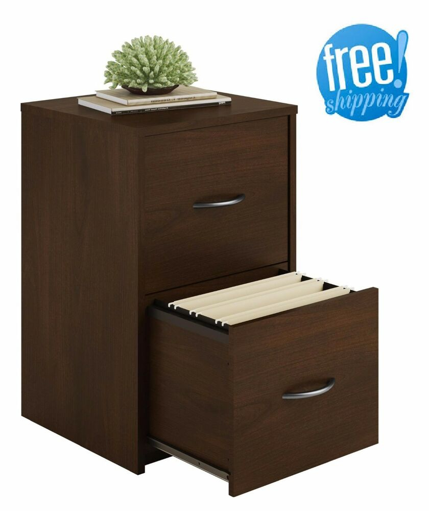 2 Drawer File Cabinet Filing Cherry Wood Document Box Home Office with regard to sizing 840 X 1000