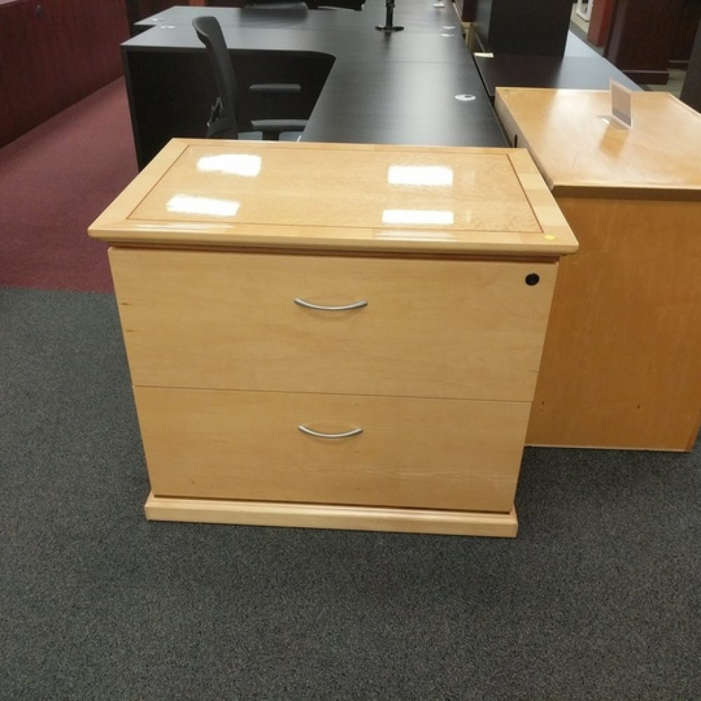 2 Drawer Lateral Filing Cabinet Beautiful 2 Toned Maple Veneer throughout dimensions 1000 X 1000