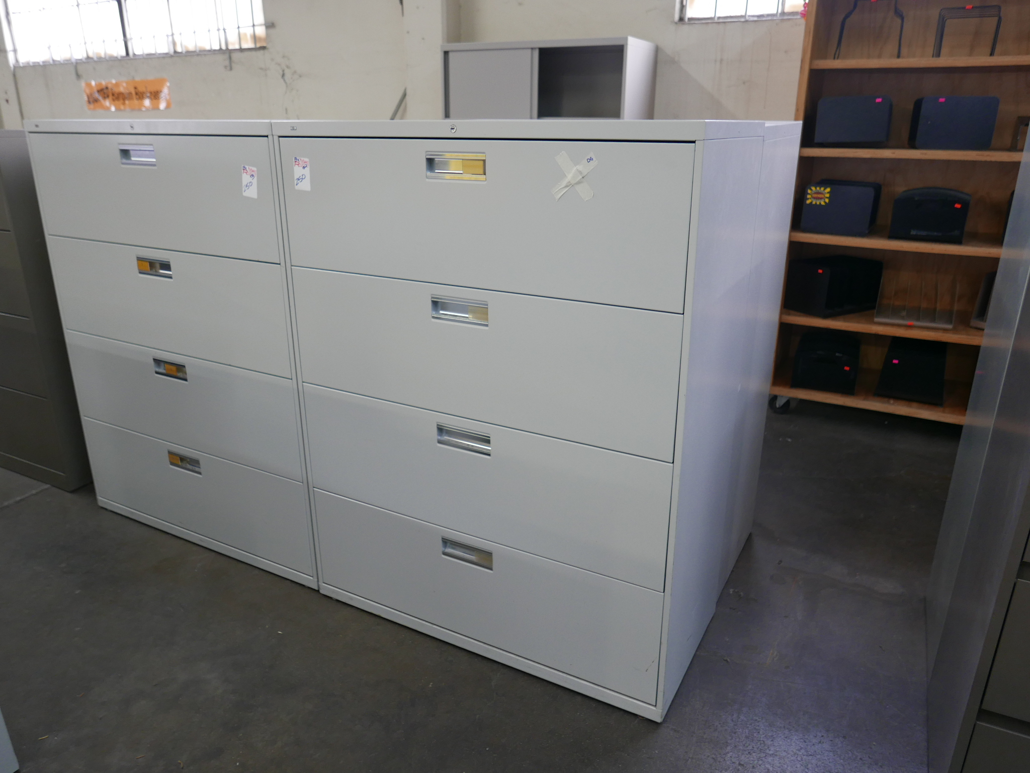 4 Dr Hon 42 Lateral File Cabinet Tr Trading Company regarding proportions 2048 X 1536