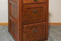 Authentic Mission Style Solid Oak 3 Drawer Filing Cabinet The Oak within measurements 910 X 886
