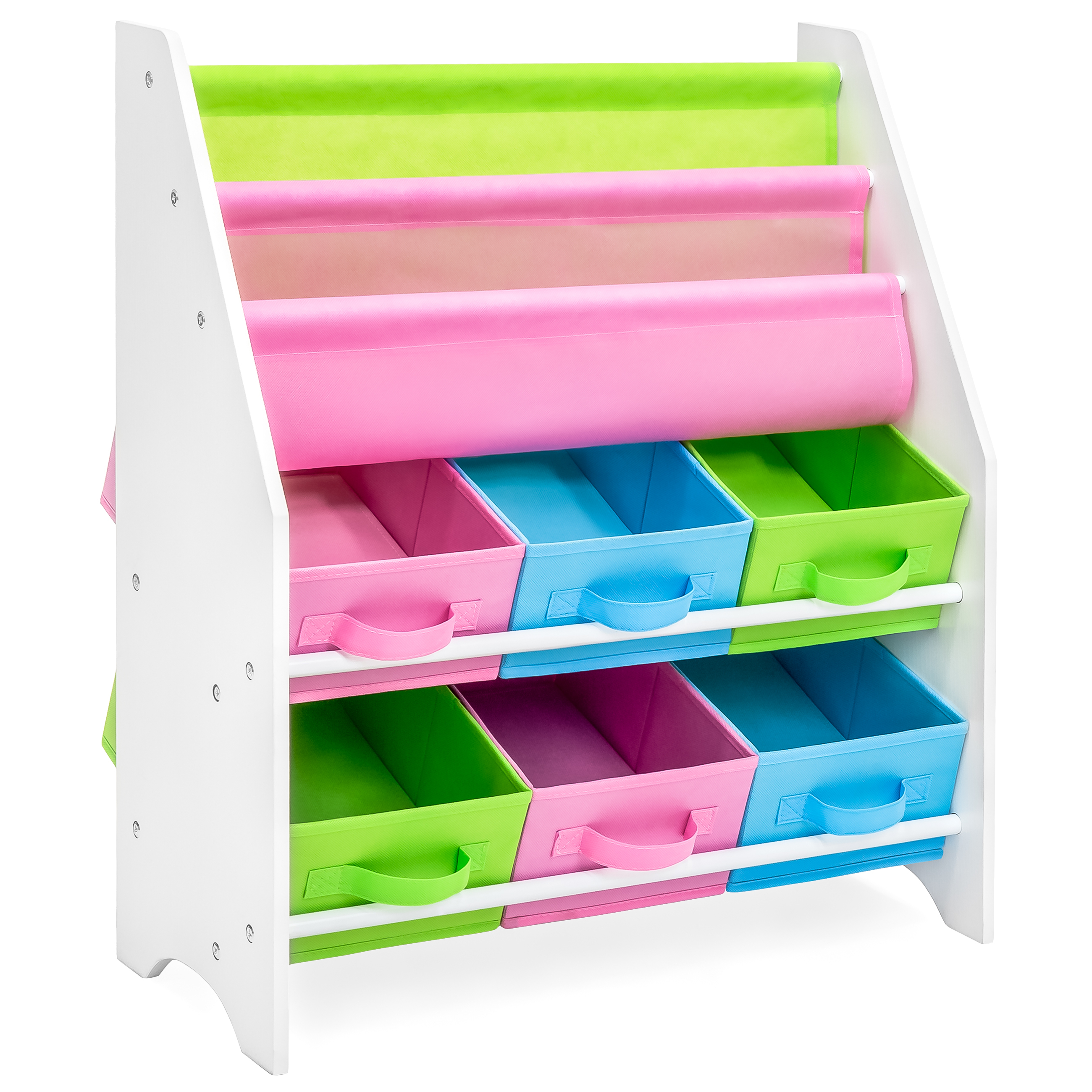 Bestchoiceproducts Best Choice Products Kids Toy And Book Storage for sizing 2600 X 2600