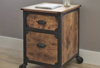 Better Homes Gardens 2 Drawer Rustic Country File Cabinet with regard to size 1500 X 1500