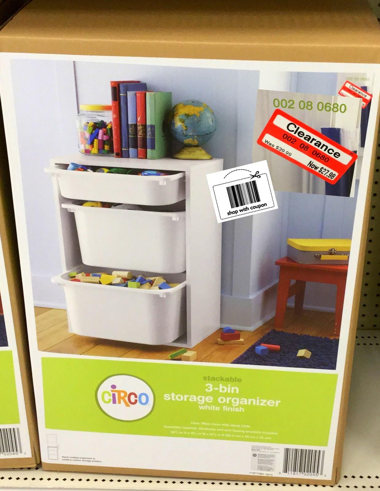 Circo Toy Storage Organizer Retailadvisor pertaining to sizing 1237 X 1600