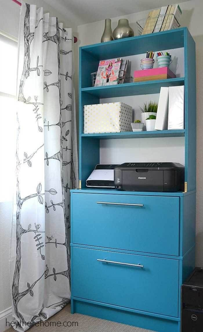 Clever Stacked Dresser And Shelves Storage Hack Organizing In 2019 with dimensions 700 X 1142