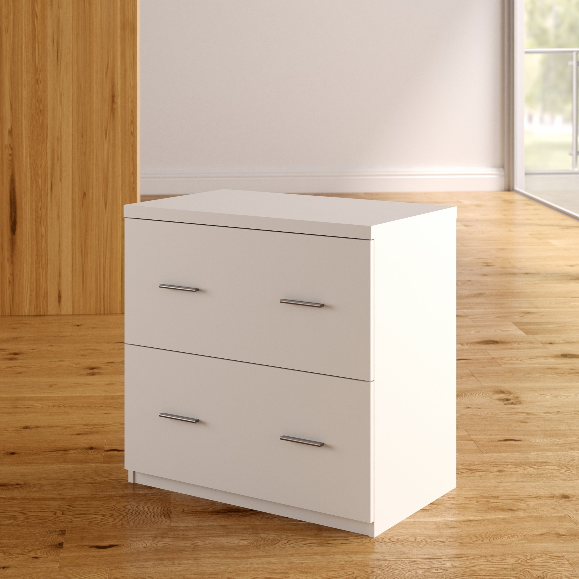 Comm Office Jayda 2 Drawer Lateral File Cabinet Reviews Wayfair regarding proportions 2000 X 2000