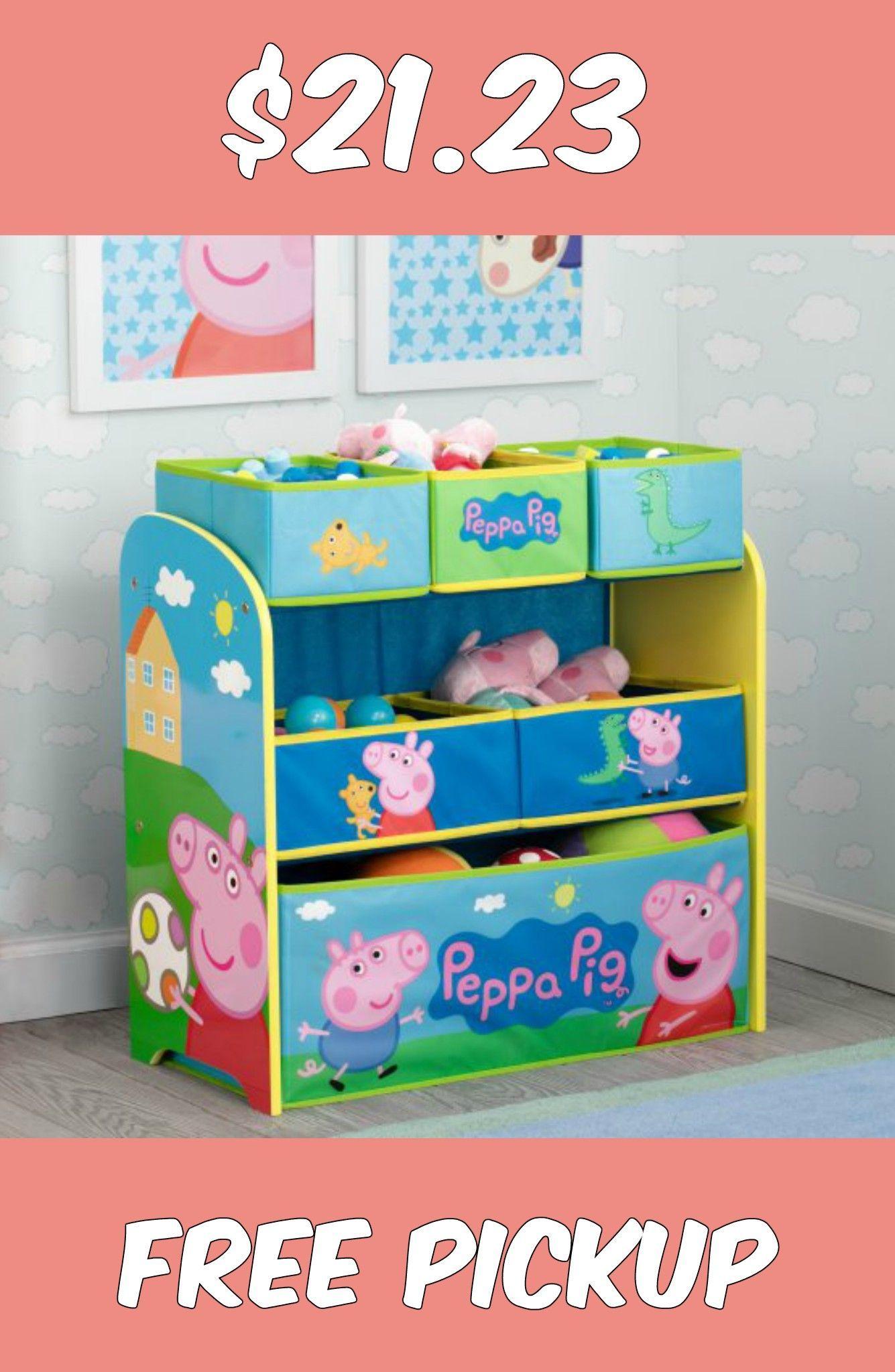 Multi Bin Toy Storage Cabinet Ideas