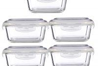 Freska 800ml Borosilicate Glass Container Airtight Bpa Free Lid inside size 1230 X 1230