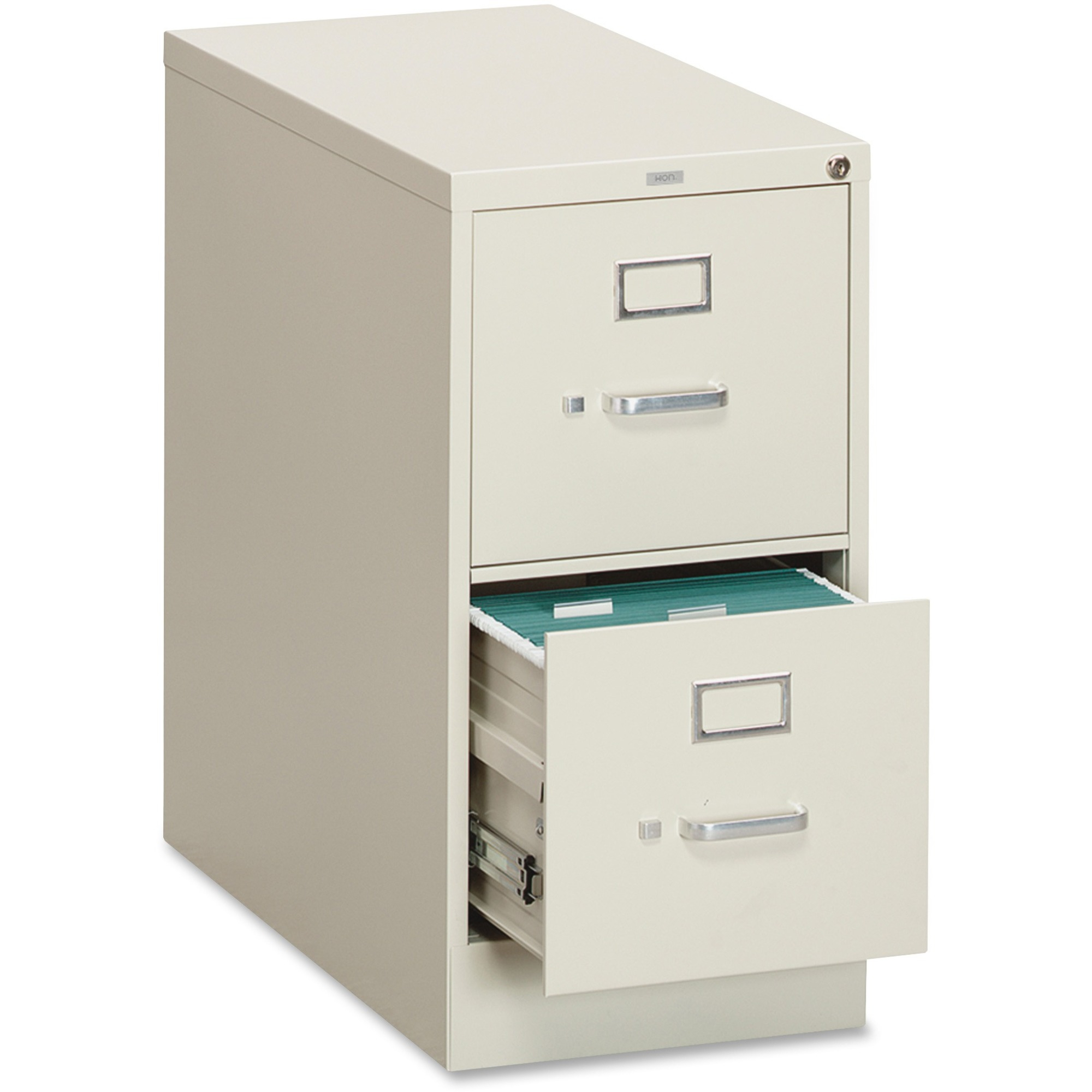 Hon 310 Series 2 Drawer Vertical File 15 X 265 X 29 2 X inside measurements 2000 X 2000