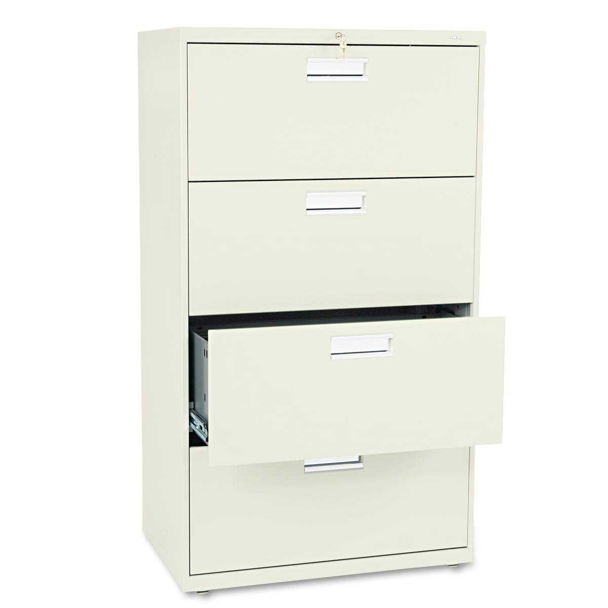 Hon Lateral File Cabinet With Lock intended for size 1200 X 1200