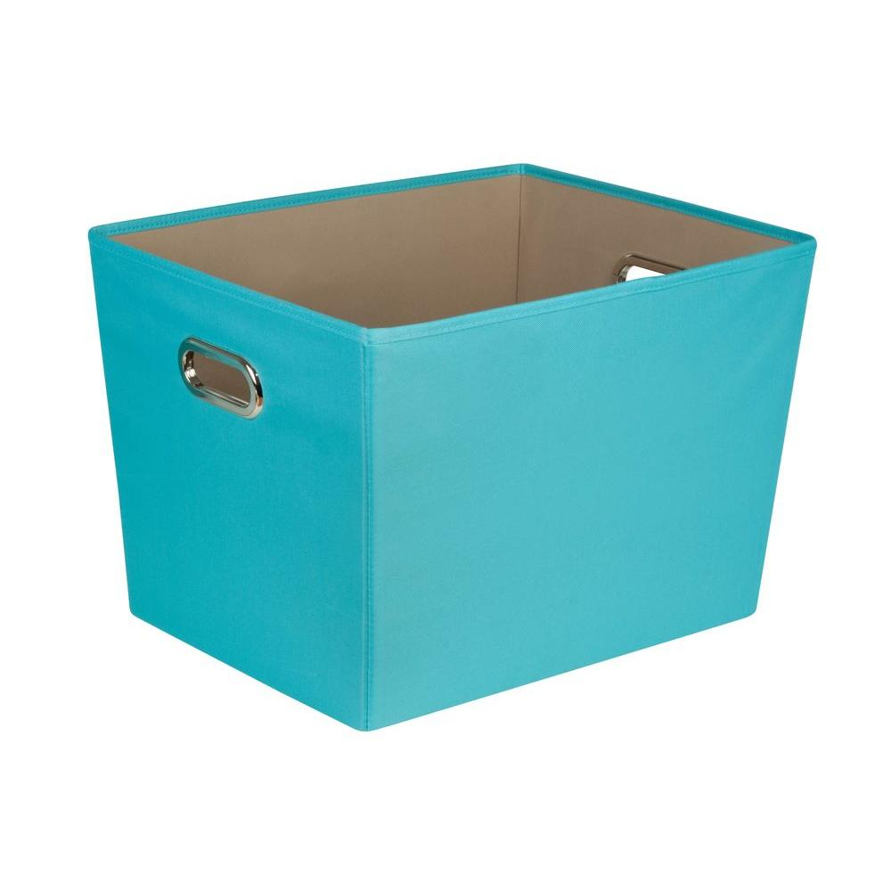 Honey Can Do 58 Qt 185 In X 126 In Large Decorative Storage Bin regarding proportions 1000 X 1000