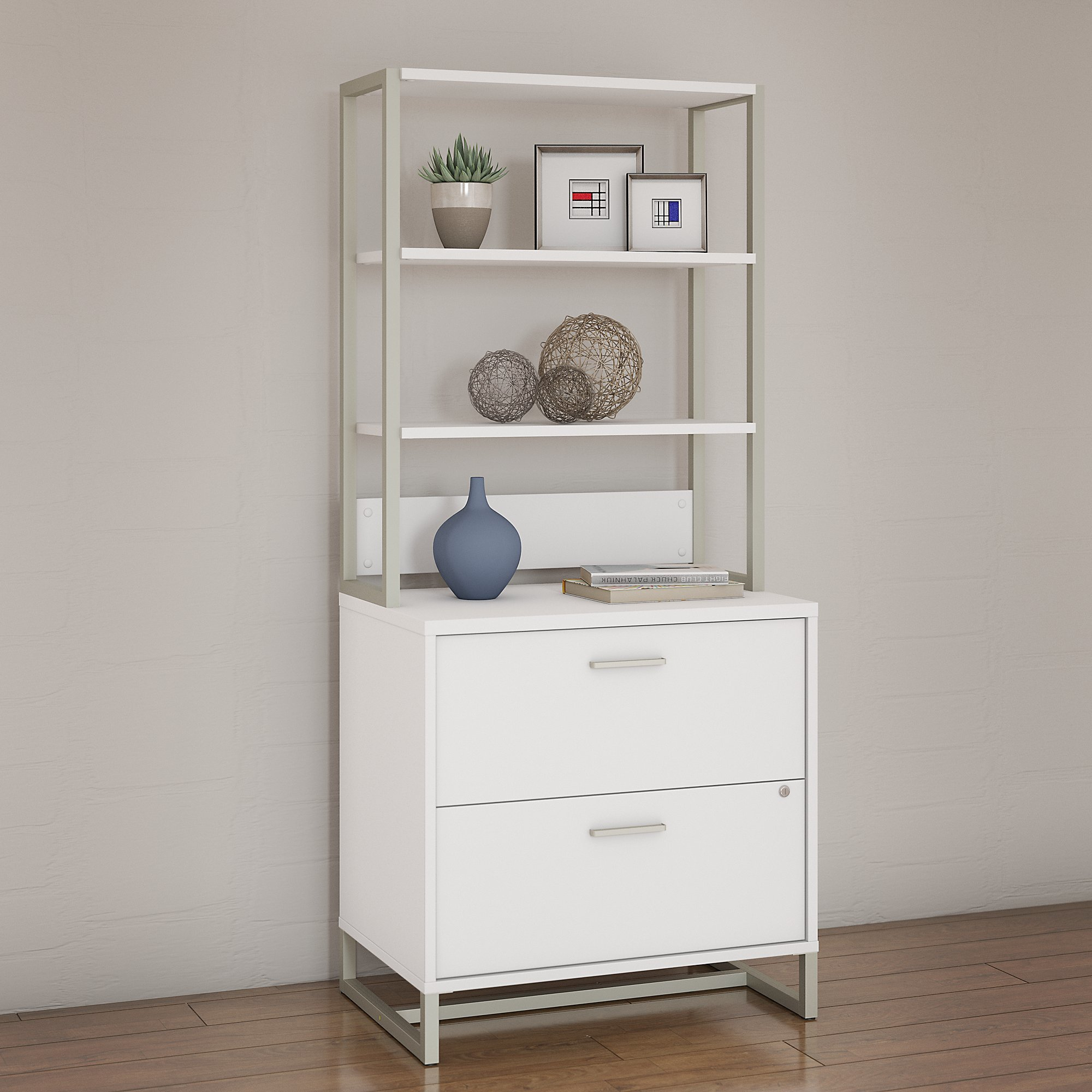 Kathy Ireland Office Bush Method 2 Drawer Vertical Filing Cabinet within size 2000 X 2000