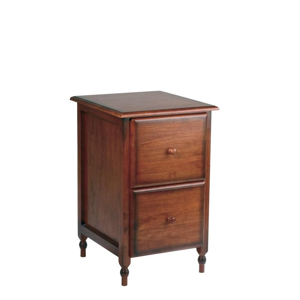 Knob Hill Cherry Wood File Cabinet Products Filing Cabinet intended for size 1000 X 1000
