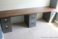 Pin Jessica Lapping On Office In 2019 Diy Desk Butcher Block with regard to sizing 2048 X 1365