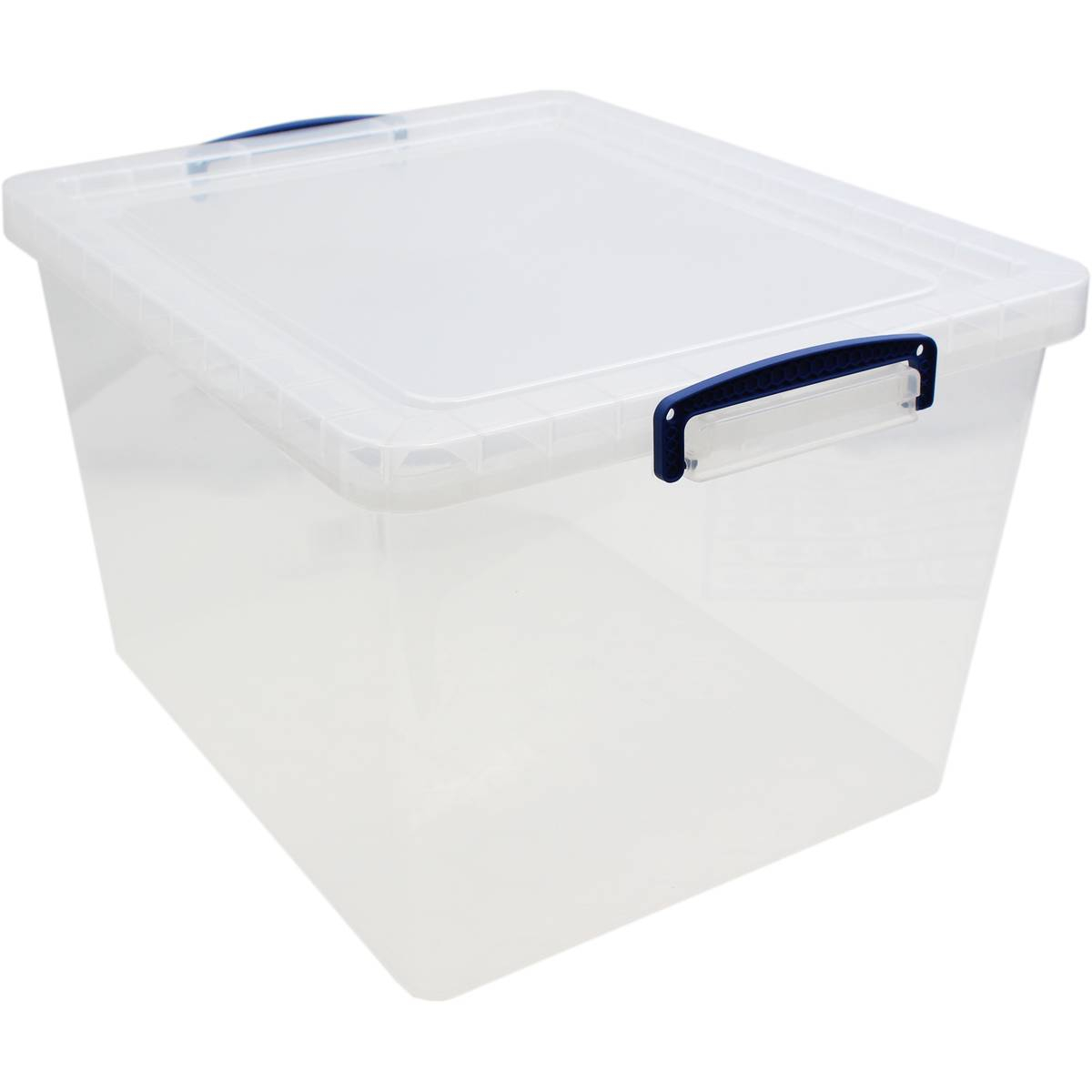 Really Useful Clear Plastic Storage Box 335 Litres Hobcraft in dimensions 1200 X 1200