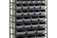 Sandusky 57 In H X 44 In W X 16 In D Steel Commercial Bin inside size 1000 X 1000