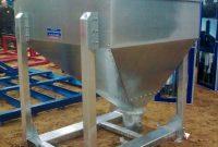 Standard Tote Bin Silos Bulk Storage Hoppers Grain Storage inside measurements 1536 X 2048