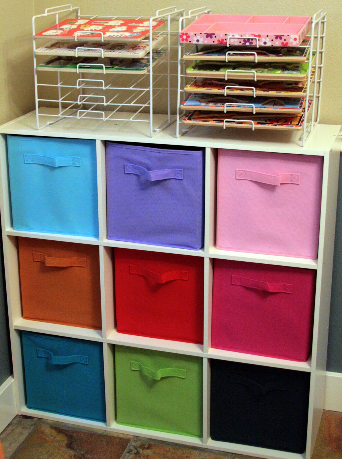 Storage Shelves With Bins Designs Home Decorations Innovative with regard to proportions 1193 X 1600