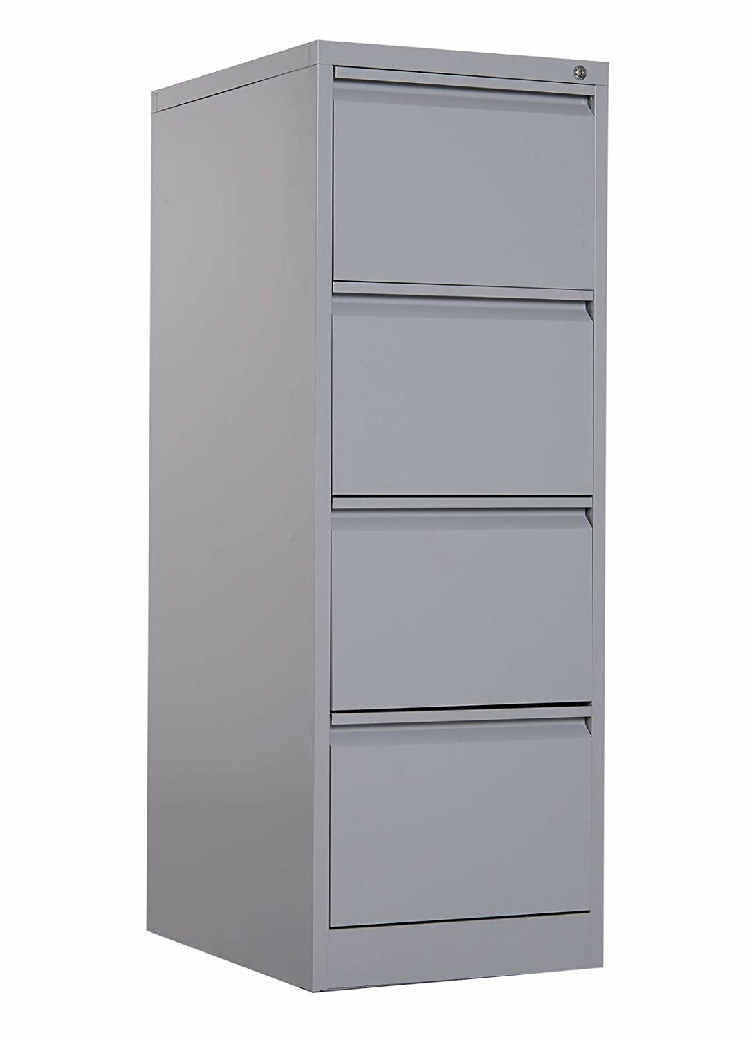 Symple Stuff Ester Metal 4 Drawer Vertical Filing Cabinet Wayfair with proportions 1080 X 1500