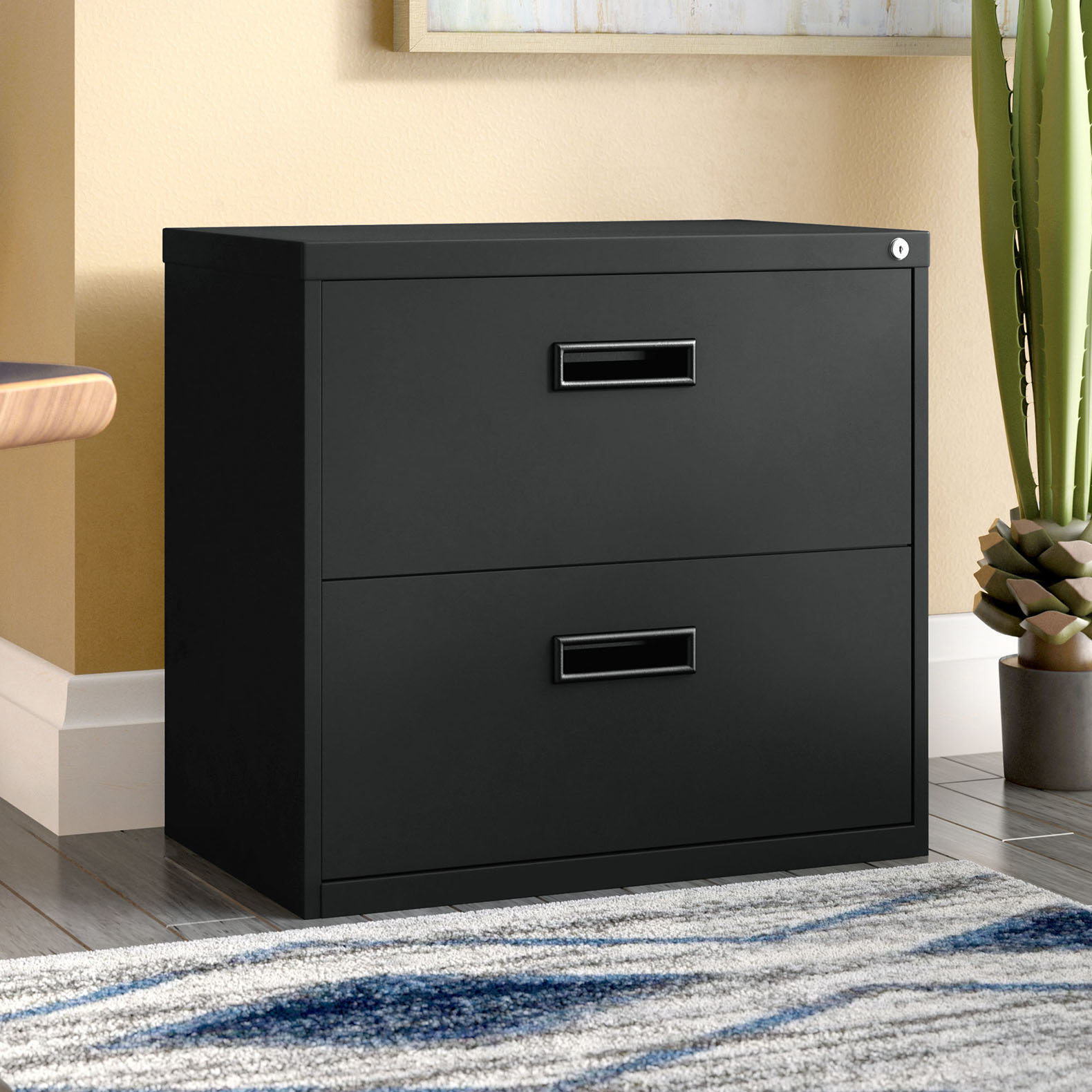 Wade Logan Walt 2 Drawer Lateral Filing Cabinet Reviews Wayfair intended for dimensions 1580 X 1580