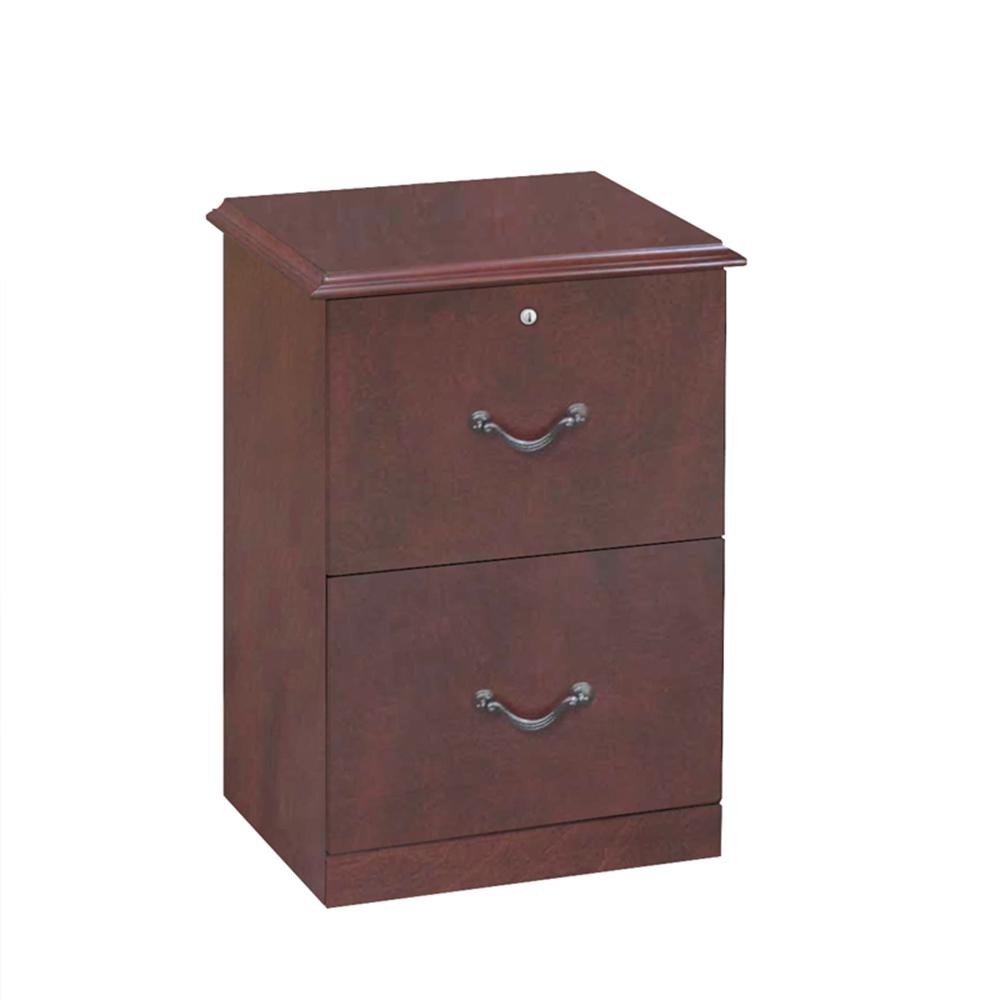 Z Line Designs 2 Drawer Cherry Vertical File Zl9990 22vfu The Home with regard to size 1000 X 1000