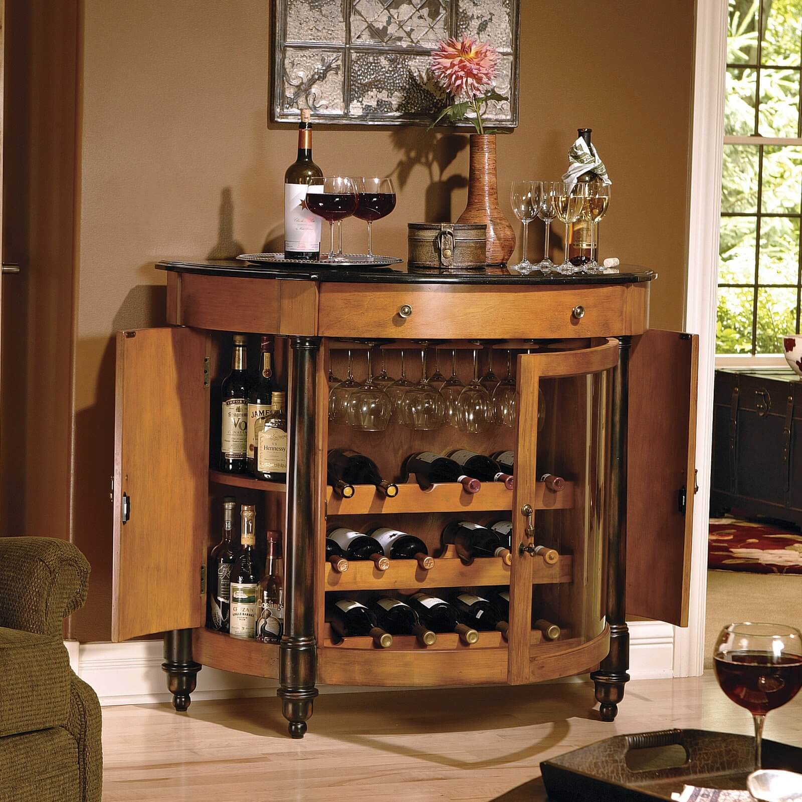 42 Top Home Bar Cabinets Sets Wine Bars 2019 with size 1600 X 1600
