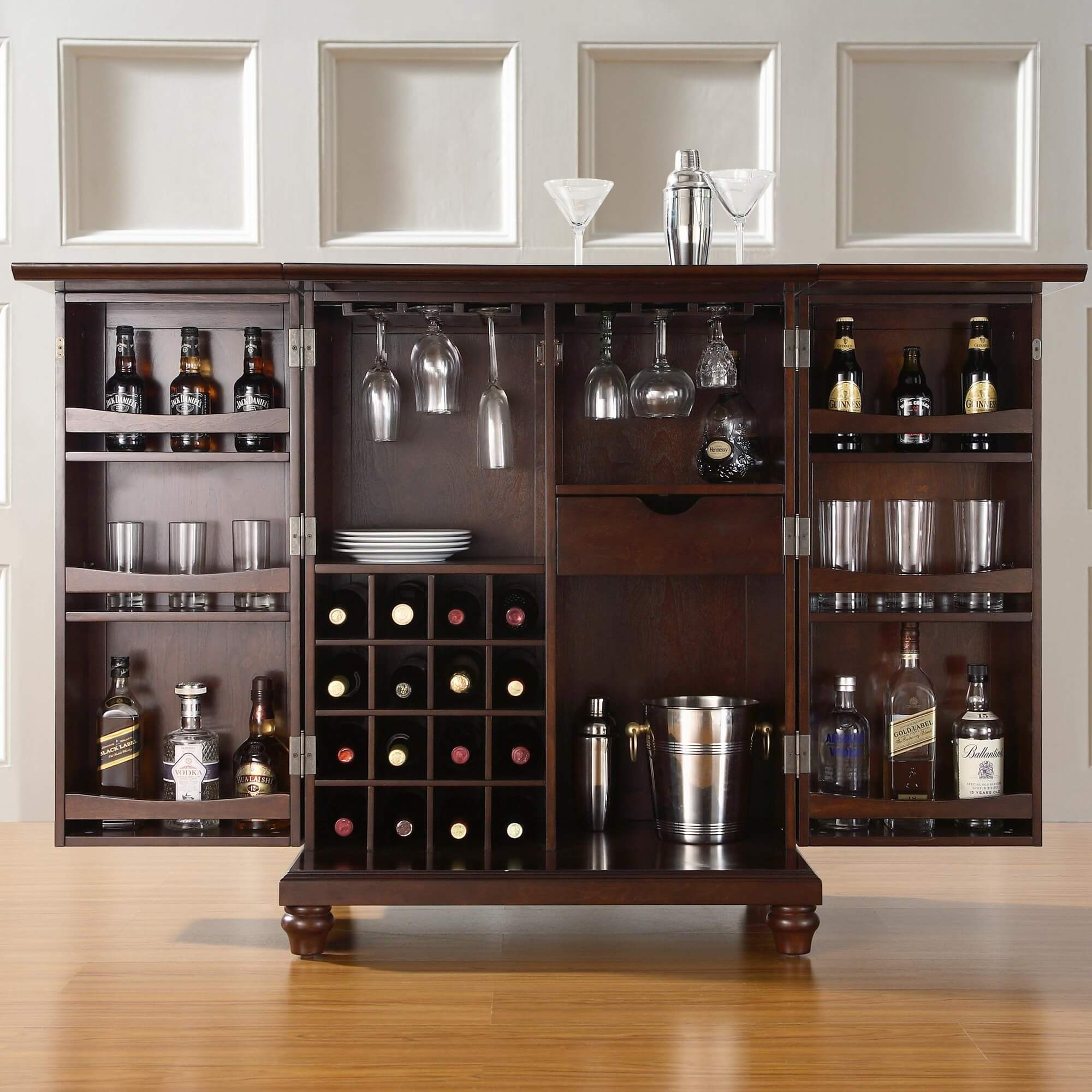 42 Top Home Bar Cabinets Sets Wine Bars 2019 within measurements 2000 X 2000