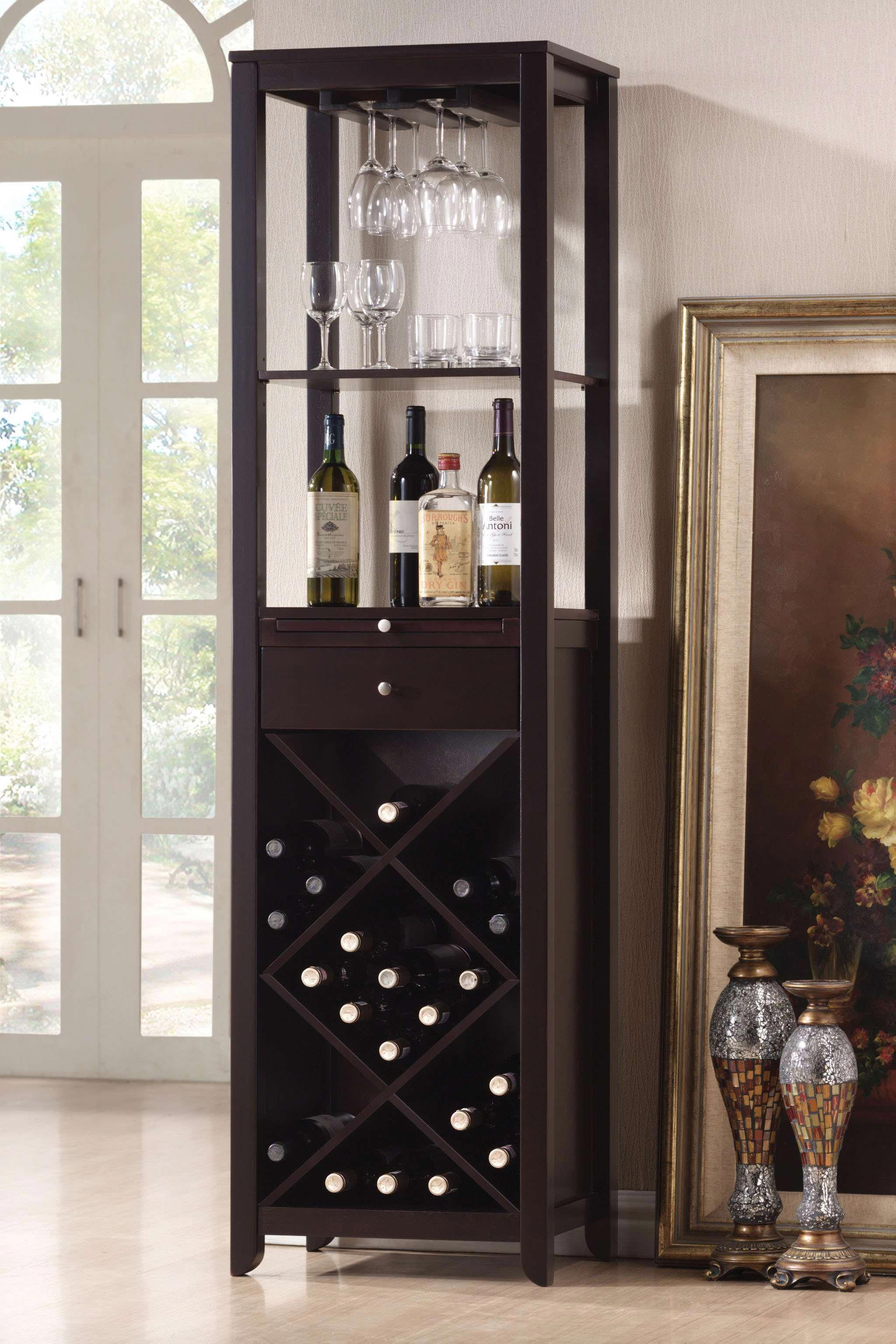 Acme Furniture 12244 In 2019 Wine Recipes Wine Tower inside dimensions 2048 X 3072